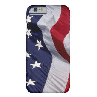 Capa Barely There Para iPhone 6 Bandeira dos Estados Unidos da América