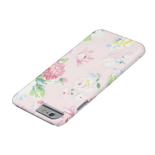 Capa Barely There Para iPhone 6 beautiful flowers