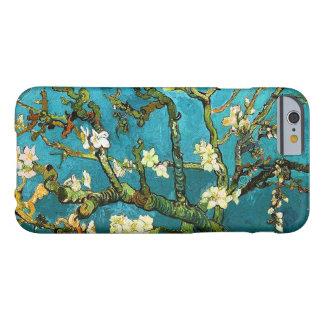 Capa Barely There Para iPhone 6 Belas artes de florescência da árvore de amêndoa