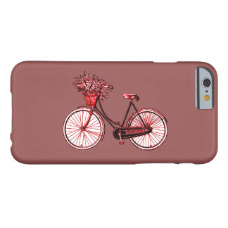Capa Barely There Para iPhone 6 Bicicleta 2