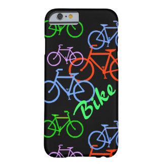 Capa Barely There Para iPhone 6 Bicicleta brilhante