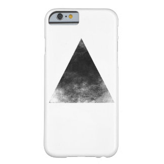 Capa Barely There Para iPhone 6 Black Triangle