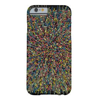 Capa Barely There Para iPhone 6 Blocos de estalo 1