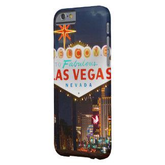 Capa Barely There Para iPhone 6 Boa vinda ao sinal de Las Vegas