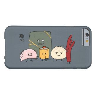 Capa Barely There Para iPhone 6 Bolo chinês dos bolos da bolinha de massa de Bao