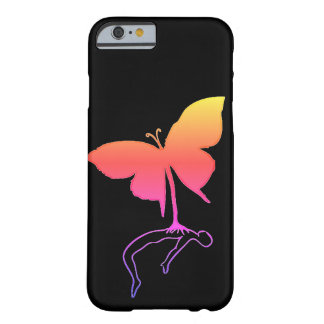 Capa Barely There Para iPhone 6 Borboleta