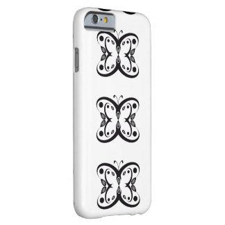 Capa Barely There Para iPhone 6 Borboleta de Geo