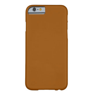 Capa Barely There Para iPhone 6 Brown