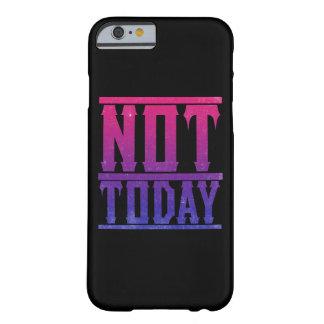 CAPA BARELY THERE PARA iPhone 6 BTS NÃO HOJE