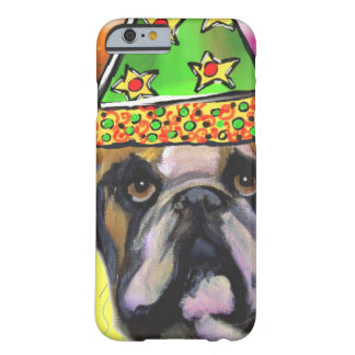 CAPA BARELY THERE PARA iPhone 6 BULDOGUE
