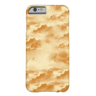 Capa Barely There Para iPhone 6 Cabeça nas nuvens