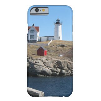 Capa Barely There Para iPhone 6 Cabo claro Neddick Maine do Nubble