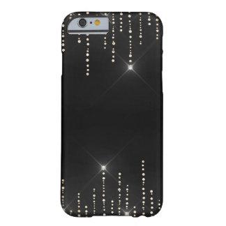 Capa Barely There Para iPhone 6 Caixa dos confetes da faísca