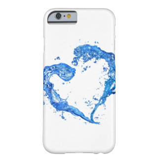 Capa Barely There Para iPhone 6 caixa e cobrir da água do amor