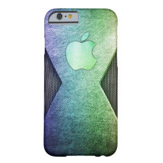 Capa Barely There Para iPhone 6 Caixa moderna colorida do metal