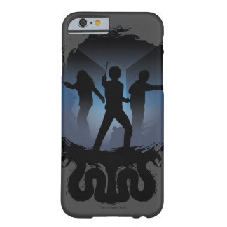 Capa Barely There Para iPhone 6 Câmara de Harry Potter | da silhueta dos segredos