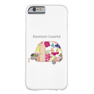 Capa Barely There Para iPhone 6 Campista feliz - o campista o mais feliz