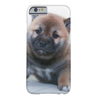 Capa Barely There Para iPhone 6 Cão de filhote de cachorro distorcido bonito