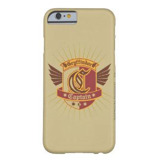 Capa Barely There Para iPhone 6 Capitão Logotipo de Harry Potter   Gryffindor