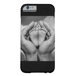 Capa Barely There Para iPhone 6 caso & cobrir do amor