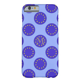 Capa Barely There Para iPhone 6 Caso Customisable do iPhone 6/6S do monograma