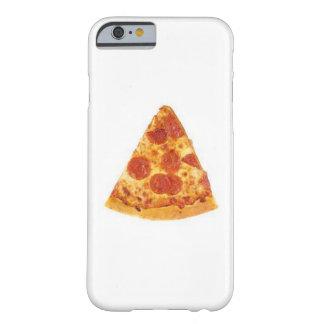 Capa Barely There Para iPhone 6 Caso de IPhone 6/6s da fatia da pizza