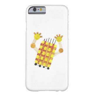 Capa Barely There Para iPhone 6 Caso de patinagem de IPhone 6/6s do sabão