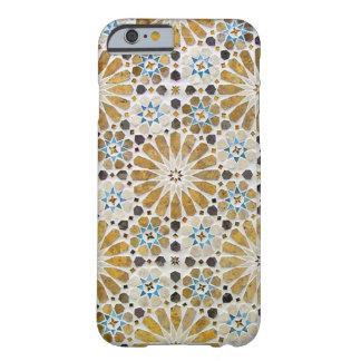 Capa Barely There Para iPhone 6 Caso de Smartphone do azulejo de Alhambra