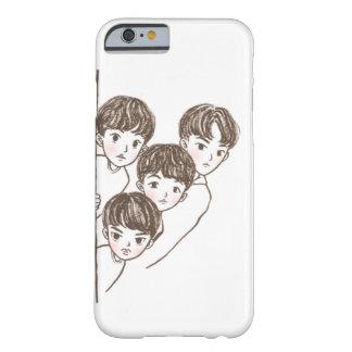 Capa Barely There Para iPhone 6 caso do exo