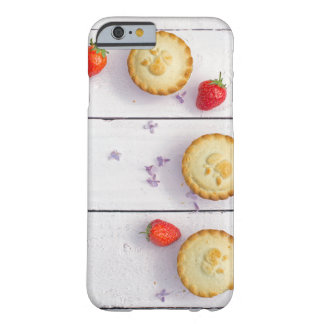Capa Barely There Para iPhone 6 caso do iPhone 6/6s com tortas/cupcakes doces