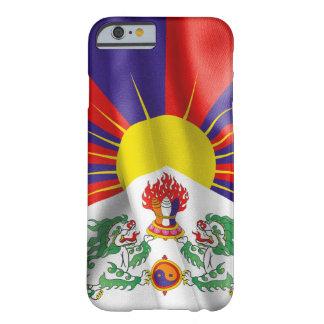 Capa Barely There Para iPhone 6 Caso do iPhone 6/6s da bandeira de Tibet