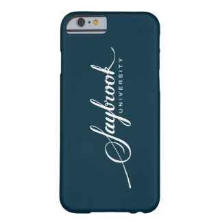 Capa Barely There Para iPhone 6 Caso do iPhone 6/6s da case mate de Saybrook mal