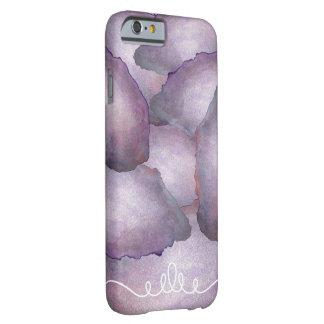 Capa Barely There Para iPhone 6 Caso do iPhone 6/6s da flor do Watercolour