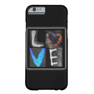 Capa Barely There Para iPhone 6 Caso do iPhone 6/6s do amor