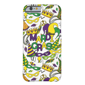 Capa Barely There Para iPhone 6 Caso do iPhone 6/6s do carnaval