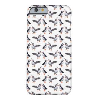 Capa Barely There Para iPhone 6 Caso do iPhone 6 da agitação do papagaio-do-mar