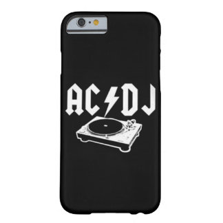 Capa Barely There Para iPhone 6 CASO do iPhone 6 da C.A. DJ MAL LÁ