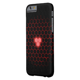Capa Barely There Para iPhone 6 Caso do iPhone 6 do favo de mel de Crysis