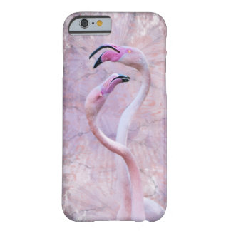 Capa Barely There Para iPhone 6 Caso do iPhone 6 do Flamenco