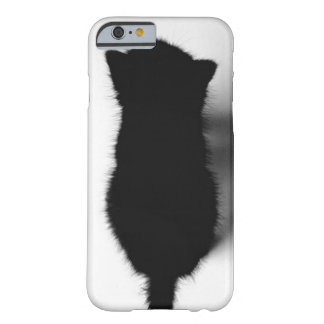 Capa Barely There Para iPhone 6 Caso do iPhone 7 do gato