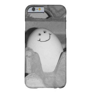 Capa Barely There Para iPhone 6 Caso feliz do telemóvel do ovo!
