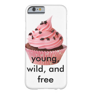 Capa Barely There Para iPhone 6 Caso novo, selvagem, e livre do iPhone 6s