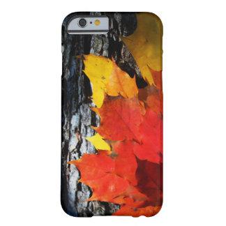 Capa Barely There Para iPhone 6 Caso Queda-Temático - folhas de bordo