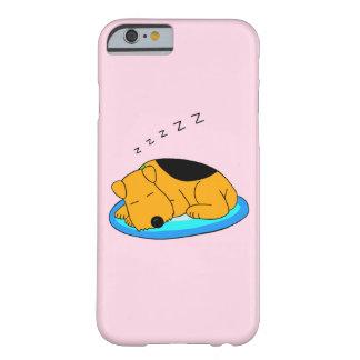 Capa Barely There Para iPhone 6 Caso ressonando do iPhone 6/6s do cão de Airedale