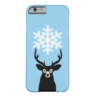 Capa Barely There Para iPhone 6 cervos