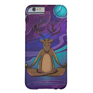 Capa Barely There Para iPhone 6 Cervos no espaço