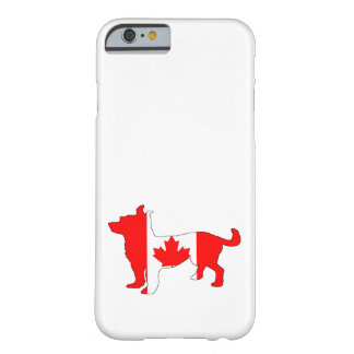 Capa Barely There Para iPhone 6 Chihuahua de Canadá