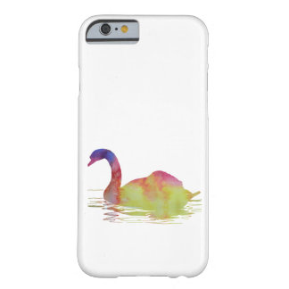 Capa Barely There Para iPhone 6 Cisne