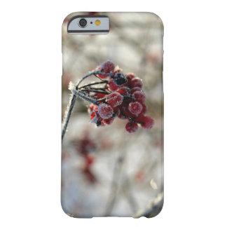 Capa Barely There Para iPhone 6 Cobrir da baga do inverno