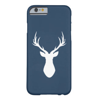 Capa Barely There Para iPhone 6 Cobrir do iPhone 6/6S do veado